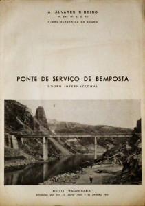 Ponte se Serviço de Bemposta«Douro Internacional»