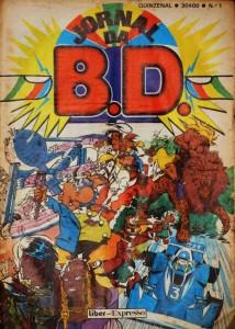 Jornal da B.D «Banda Desenhada»
