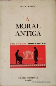 A Moral Antiga «€5.00»