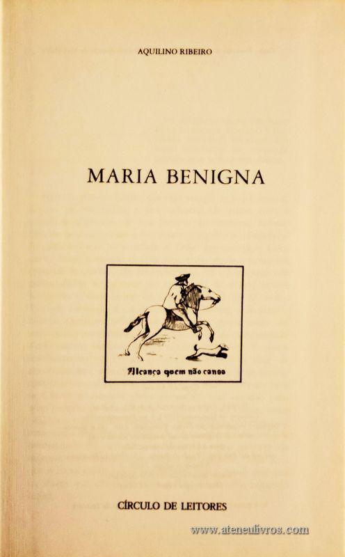 Maria Benigna «€5.00»