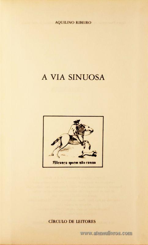A Via Sinuosa «€5.00»