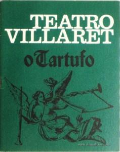 """Teatro Villaret """"O Tartufo"""" «€8.00»"""
