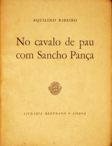 No Cavalo de Pau com Sancho Pança