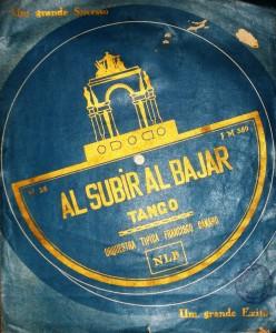 Francisco Canaro - Al Subir Al Bajar «Tango» «€5.00»