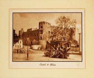 Castelo de Alvito «30cm x 25cm« «€10.00»