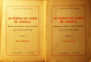 Os Portos do Norte de Angola «Projectos Dum Porto no Canal de Kinvica»