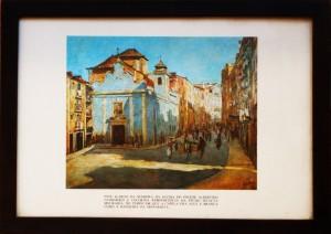 Lisboa - Largo da Senhora da Saudade de Alberto Guimarães «€15.00»
