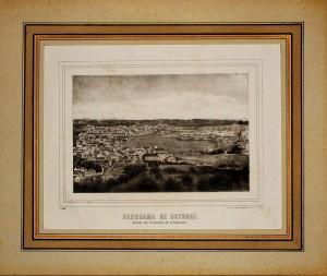 Panorama de Setúbal «Tirado do Convento de S.Francisco» «€20.00»