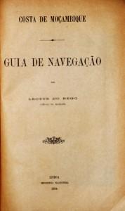 Costa de Moçambique - Guia de Navegação