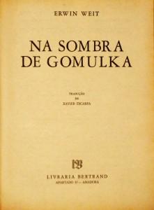 Na Sombra de Gomulka