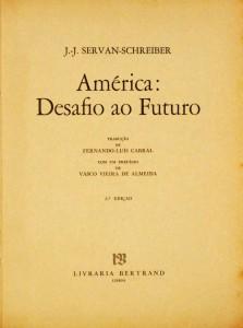 América: Desafio ao Futuro