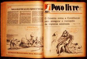 Jornal - Povo Livre - Partido Social Democrata - PSD