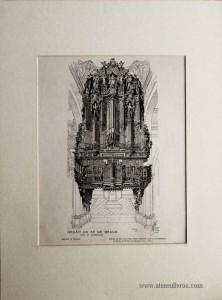 Órgão da Sé de Braga «€25.00»