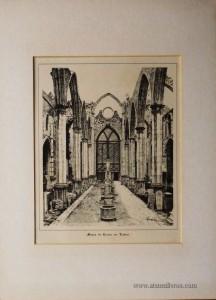 Convento do Carmo «Museu» - Lisboa «€20.00»