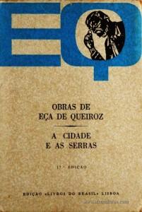 A Cidade e as Serras «€5.00»