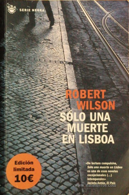 Sólo Una Muerte en Lisboa «€5.00»