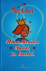 Uma Menina Igual as Outras «€5.00»