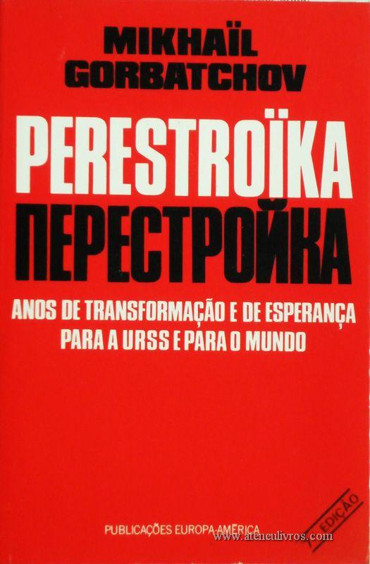 Perestroïka «€5.00»