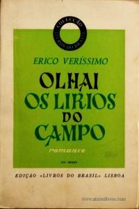 Olhai os Lirios do Campo «€5.00»