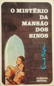 O Mistério da Mansão dos Sinos «€5.00»