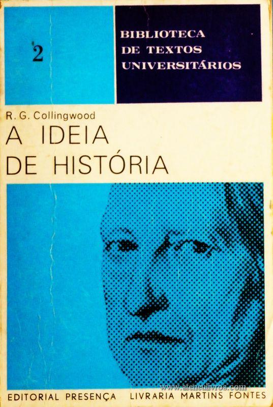 A Ideia de História «€5.00»