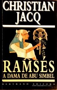 Ramsés - A Dama de Abu Simbel «€5.00»