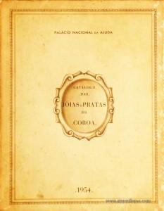 Catálogo das Jóias e Pratas da Coroa