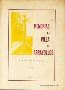 Memorias da Villa de Arrayollos