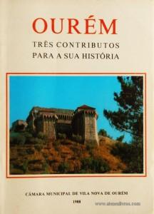 Ourém - Três Contributos para a Sua História