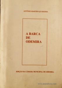 A Barca de Odemira
