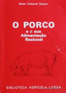 O Porco e a Sua Alimentação Racional