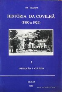 História da Covilhã (1800 a 1926)