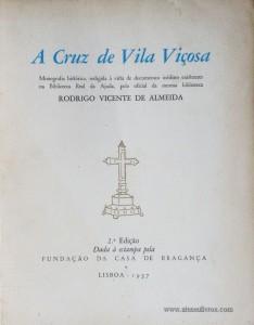 A Cruz de Vila Viçosa