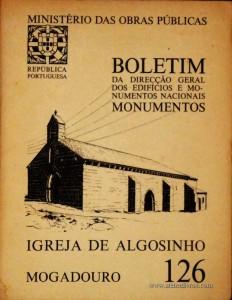 Igreja de Algosinho - Mogadouro