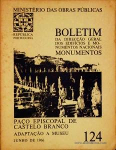 Paço Episcopal de Castelo Branco - Adaptação a Museu