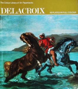 Phoebe Pool – Delacroix – Hamlyn – 1971. Desc. 49 pág / 27 cm x 23,5 cm / Br. Ilust «€10.00»