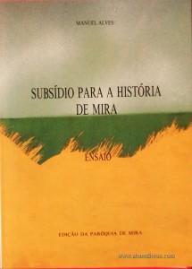 Subsídio para História de Mira (Ensaio)