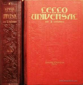 Dicionario Lello Universal