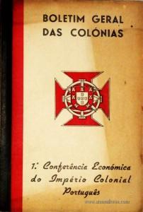 1.ª Conferência Económica do Império Colonial Português