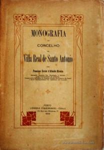 Monografia do Concelho de Vila Real de Santo António