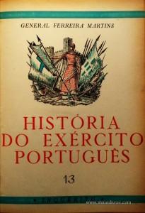 História do Exercito Português