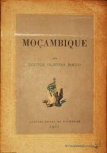Moçambique -  Monografia dos Territórios do Ultramar