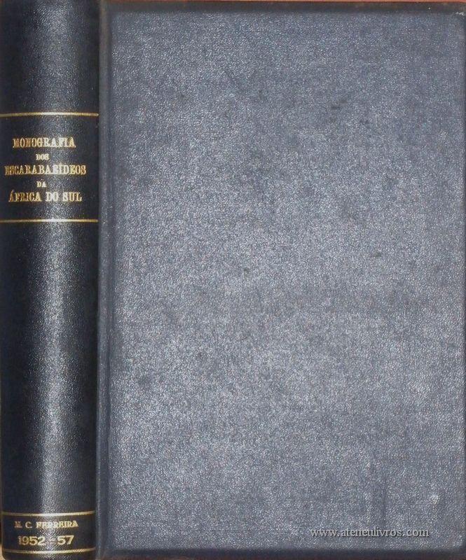 Monografia dos Escarabaeídeos da África do Sul