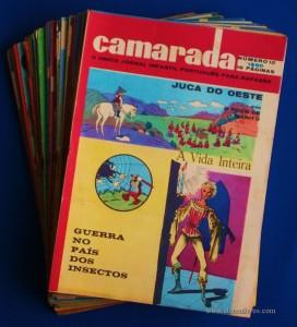 Revista Camarada - Banda Desenhada