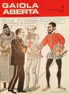Gaiola Aberta - n.º 4 - «€5.00»