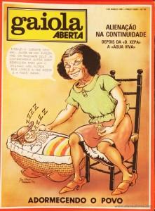 Gaiola Aberta - n.º 97 - «€5.00»