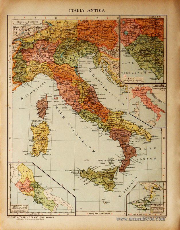 Italia Antiga «€5.00»