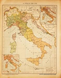 Itália em 1797 «€5.00»