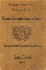 Código Internacinal de Sinais para Sinais, Visuais eRadiotelegráficos