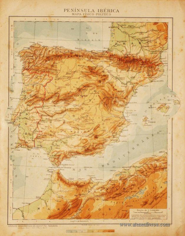 Península Ibérica «€5.00»
